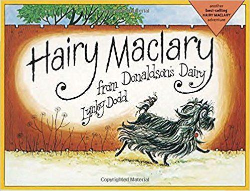 Hairy McClary