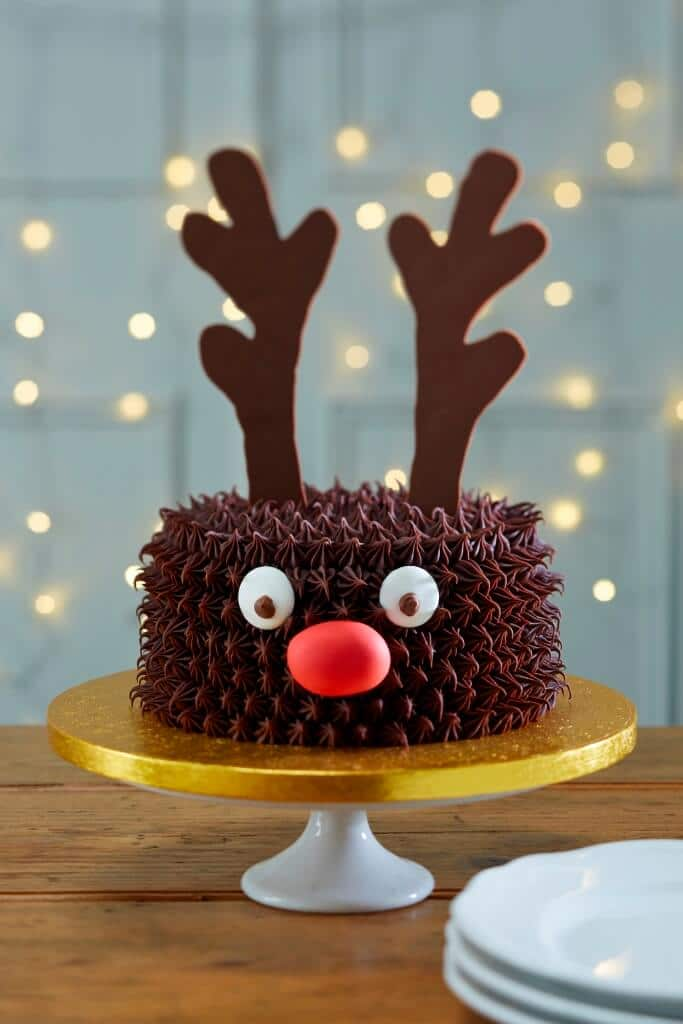 18 Awesome Christmas Cake Decorating Ideas Mums Make Lists