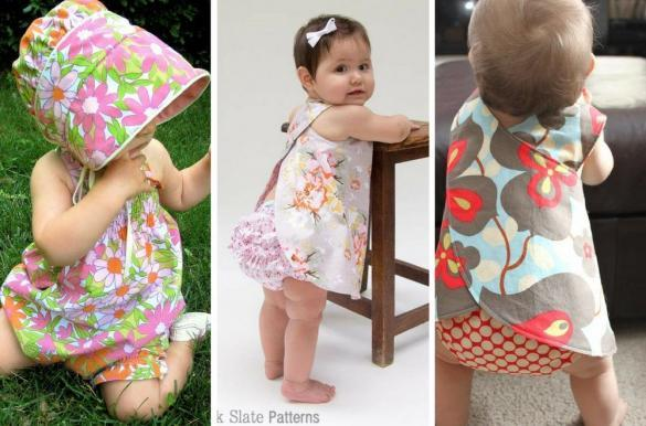 This list of free baby clothes patterns for newborns, both boys and girls are gorgoeus but simple to make. Take a peak and start making clothes for your baby now!
