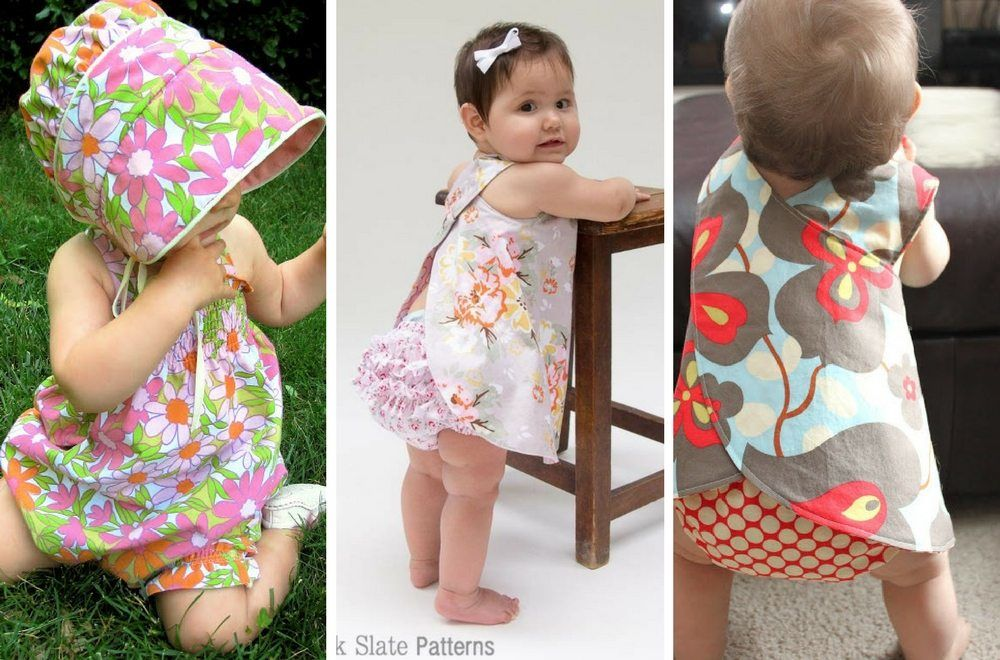 Free Baby Clothes Patterns: MumsMakeLists - Life hacks for busy mothers