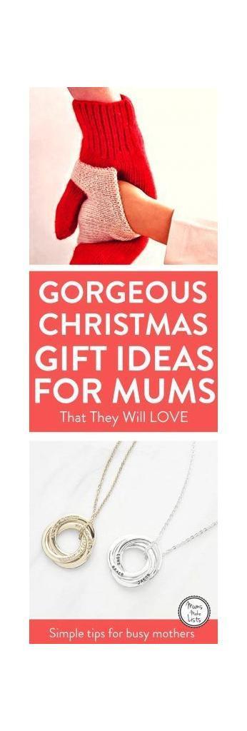 Gift Ideas Mums Will Love Mums Make Lists Life Hacks