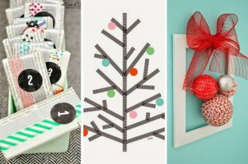 We Turn To Our Curation Of Christmas Washi Tape Ideas Time And Again For  Inspiration To