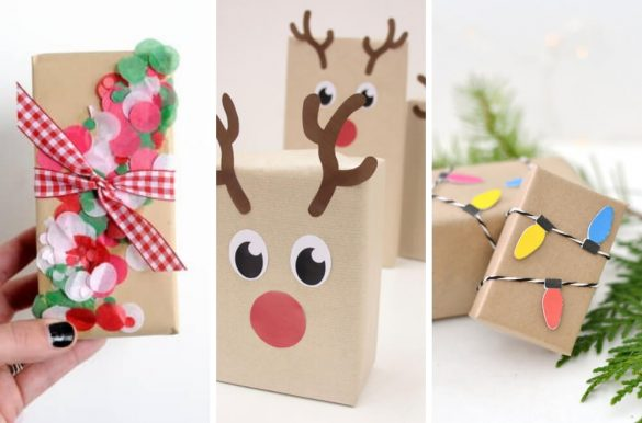 Christmas Wrapping Ideas (1)