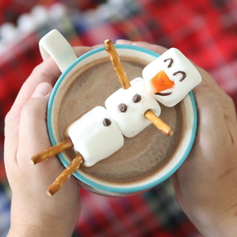 Christmas marshmallow recipes, Christmas marshmallow snowman recipe by It's Always Autumn