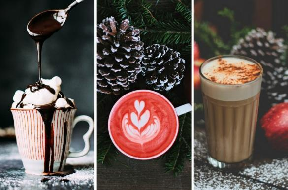 Christmas Crock-Pot slower cooker drinks are an easy way to create an amazing hot alcoholic or warming hot chocolate drink for your guests during the holiday period. You just pop the ingredients in the Crock-pot and leave the pot to do the work, whilst you do other things! We've put together a curation of recipes for making delicious alcoholic and non-alcoholic drinks, such as peppermint hot chocolate, apple cider, mulled wine, spiced cider, hot toddies and gingerbread lattes. #CrockPot