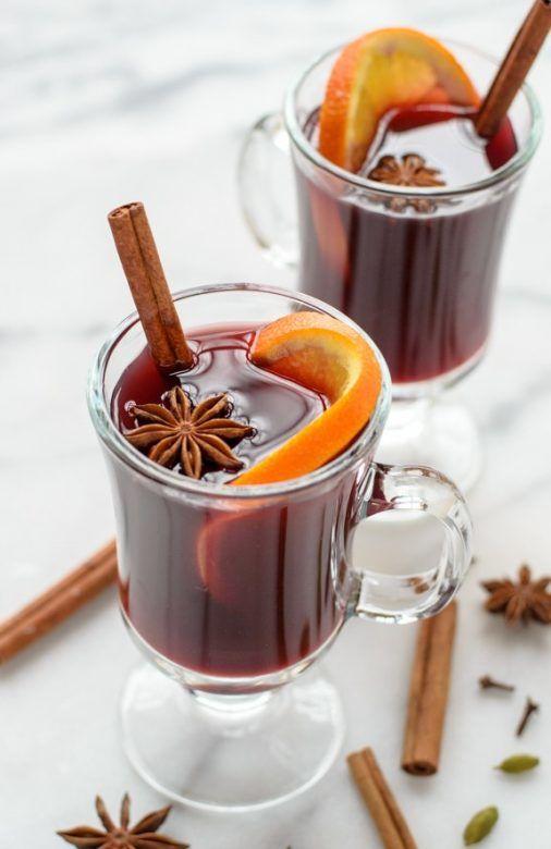 Slow cooker spied wine, Crock Pot