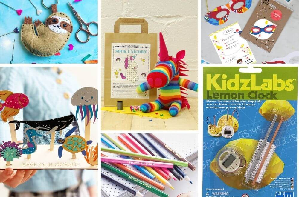 Stocking filler ideas for kids, children's stocking filler ideas