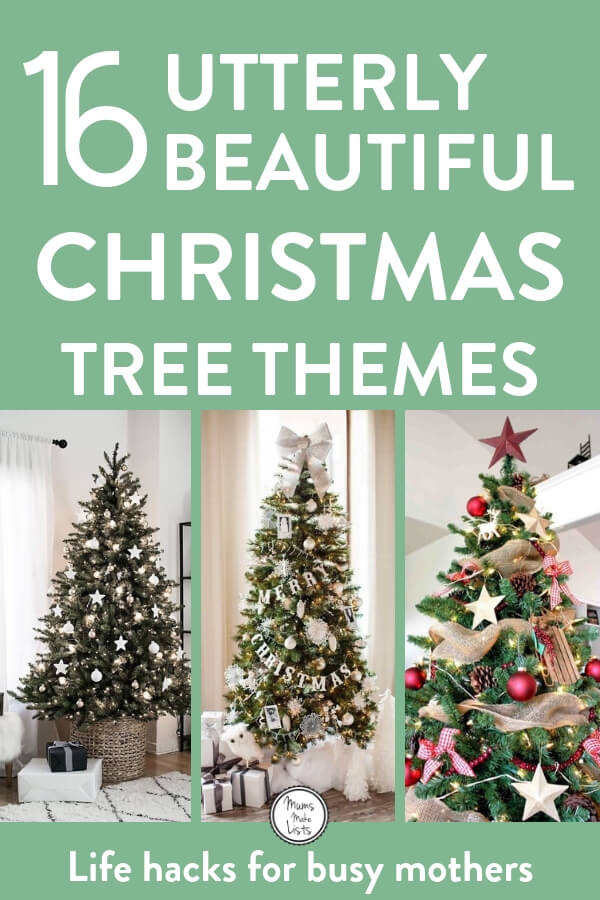 Christmas is almost here, so it's time to decorate your Christmas tree! We always make decorating the Christmas tree a family event - but like Monica in THAT episode of Friends, I like to have a plan and I often rearrange the tree after the family team has decorated it ;) #Christmas #ChristmasDecor #Christmastree #Christmasdecorationideas #Xmas #Xmastreedecorations #Xmasdecorations #Xmasornaments
