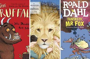 Christmas gifts - Christmas gift ideas for kids that they will use time and again... yes, books! Books make brilliant gifts for kids of all ages. We've put together lists of our favourite picture books, classic books, first chapter books, books for babies and more #ChristmasGifts #ChristmasGiftIdeas #KidsBooks #giftideasforkids #giftideas #booksforkids #Christmasgiftsforkids