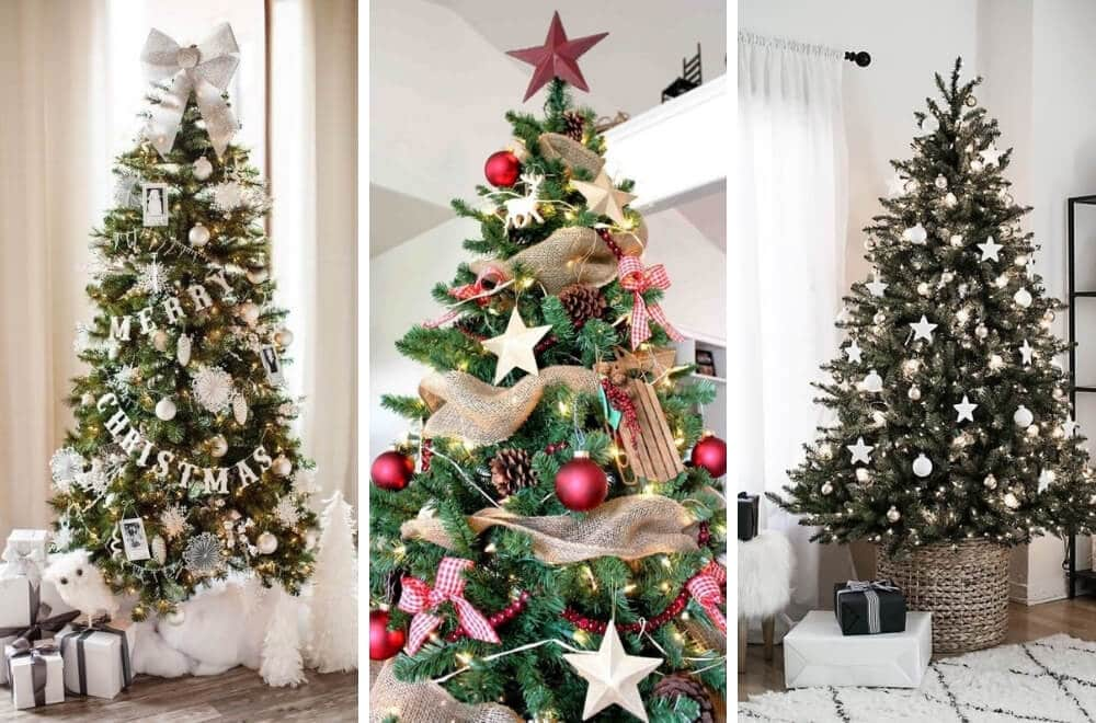 Christmas Tree Themes.Christmas Tree Decoration Ideas And Themes Mums Make Lists