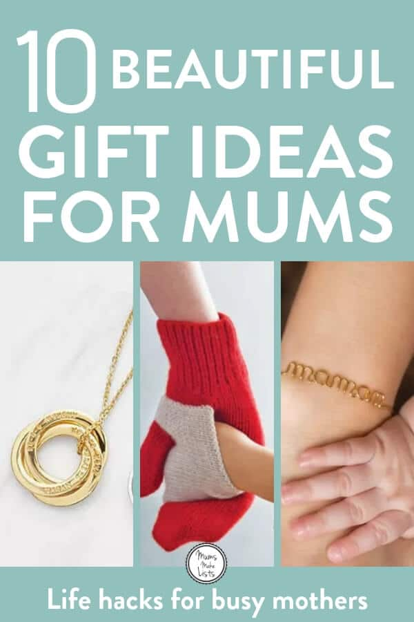 Gift ideas for mums, Mother's Day gift ideas