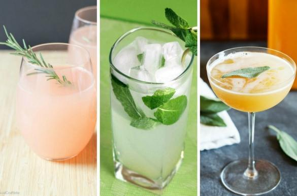 Easy nonalcoholic drinks recipes for delicious mocktails for party guests who are teetotal or don't want to drink alcohol. We have a nohito, an alcohol free French 75 other takes on cocktail classics #mocktail #cocktail #nonalcoholic #mocktailrecipe #nonalcoholic #nonalcoholicdrinks #nonalcoholicdrinkrecipe #christmas #Christmas2017 #ChristmasDrinks #ChristmasParty