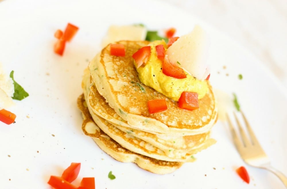 100 easy pancake toppings ideas to create quick and easy pancakes. We've got healthy options with banana, strawberries and other fruit and more decadent ideas with chocolate and cream. Use them for Shrove Tuesday / Pancake Day / Mardi Gras or as delicous breakfast and brunch ideas #pancakes #pancakeday #MardiGras #ShroveTuesday #Breakfast #breakfastrecipes #Brunchideas #Brunch