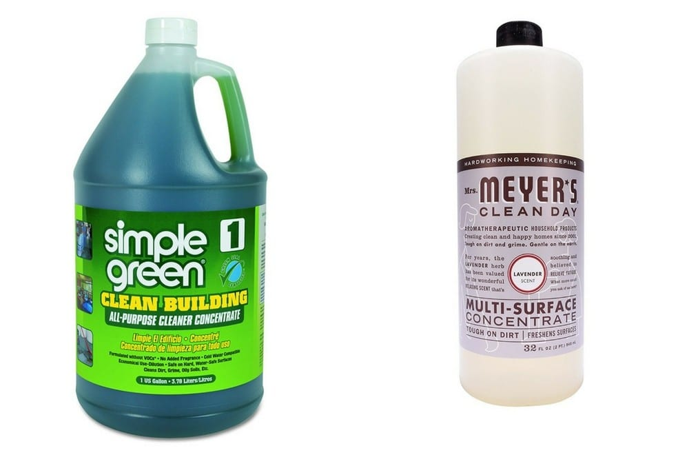 Concentrated Cleaning Products