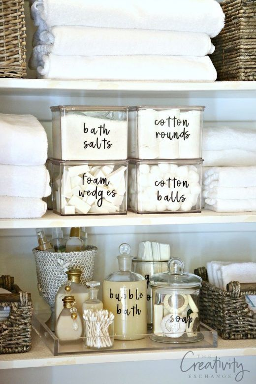 The Best Clever Bathroom Organisation Ideas Mums Make Lists