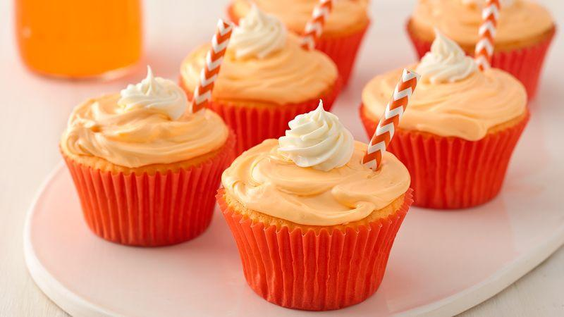 2 Ingredient Cherry Pop Cupcakes recipe