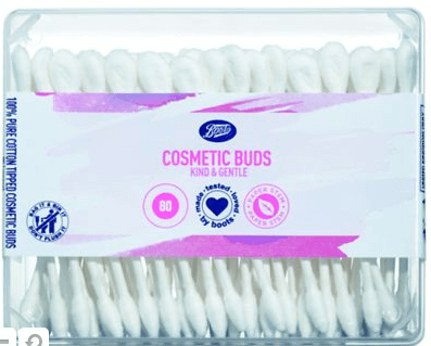 single-use plastic bathroom swaps, zero waste, Boots paper stem cotton buds