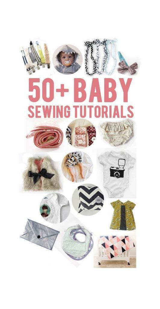 Free Baby Clothes Patterns: MumsMakeLists - Life hacks for