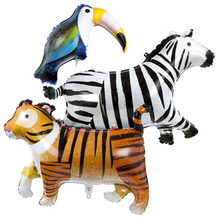 Animal balloons - fun and memorable alternative to a party favour bag