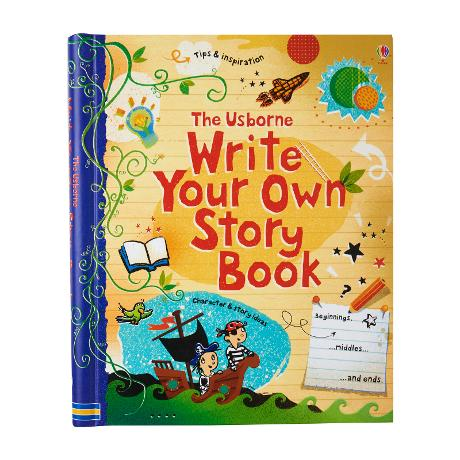 Write Your Own Story book - amazing alternative party bag favour