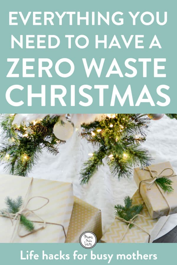 this is a list ive put together of 11 zero waste christmas ideas that