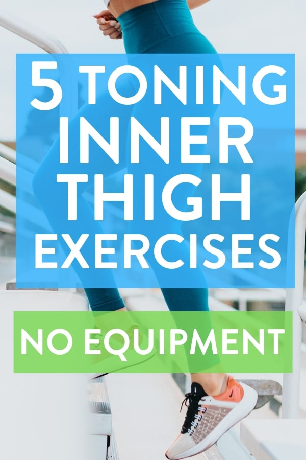 The inner thigh muscles are hard to target and a real problem area to keep toned. But there are ways to do it. Here's a list of 5 exercises you can do that target your inner thigh. All of these exercises can be incorprated into a workout from home or at the gym. None of these exercises need any equipment.    #innerthighs #innerthighworkouts #exercise #exercises #exercisefitness #exerciseworkout #exerciseathome #exercisetips