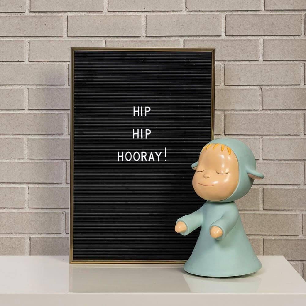 eBay letter board