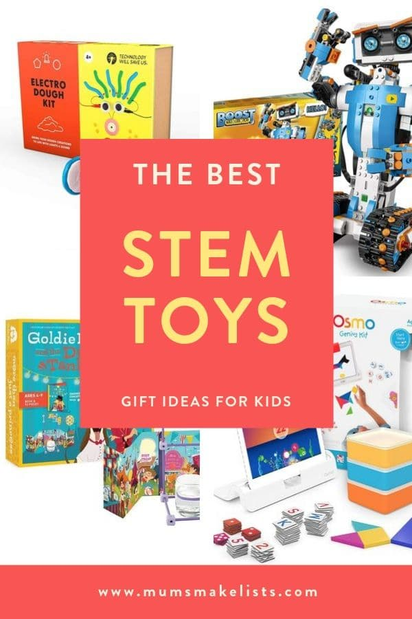 STEM toys, the best STEM toys for kids, educational toys