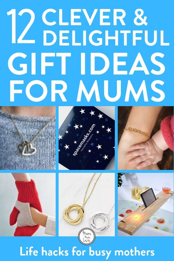Mother's Day gift ideas, first mother's day gift ideas, gift ideas for mums, gifts for mum, unique ideas for her