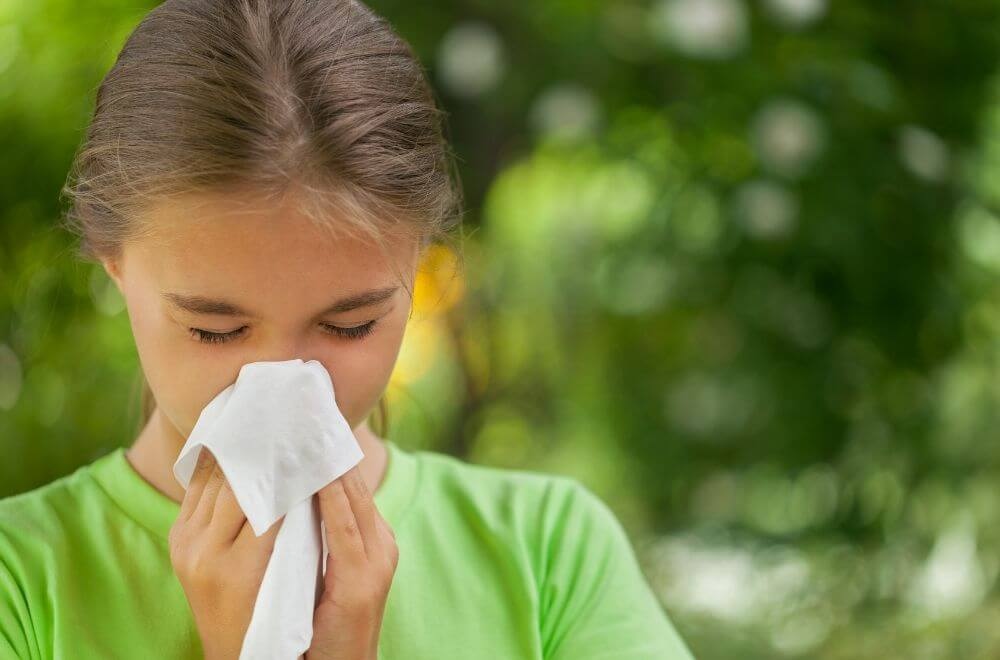 hay fever hacks, hay fever in children, hay fever in kids, hay fever symptom relief