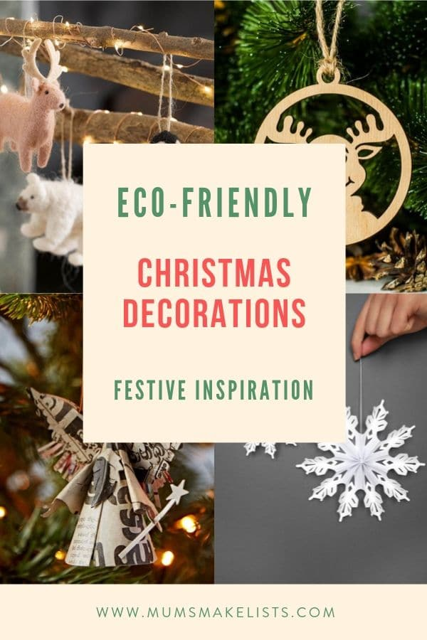 Eco-friendly Christmas decorations, Etsy Christmas, Eco-friendly Christmas decorations on Etsy, Eco-friendly Christmas ideas