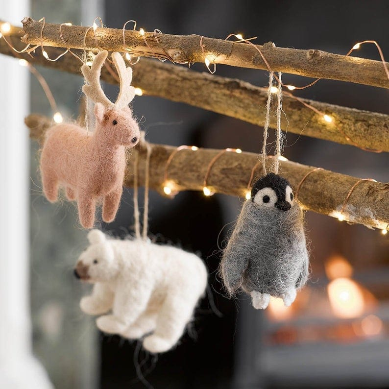 Eco-friendly Christmas decorations 8