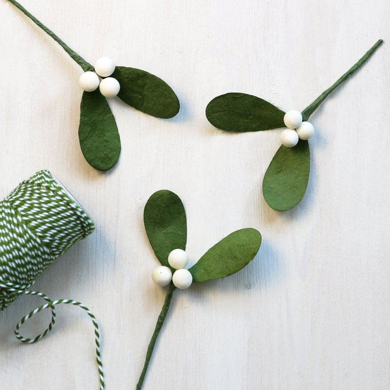 Eco-friendly Christmas decorations 2