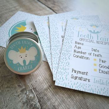 Tooth Fairy Inspiration and Free Printables 2