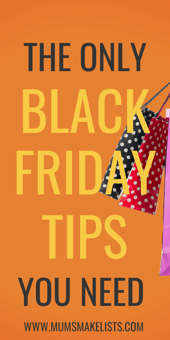 Black Friday shopping tips, the best Black Friday shopping tips, how to shop Black Friday, shopping tips