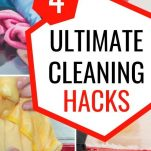 cleaning hacks, cleaning tips, speed cleaning, clean family home