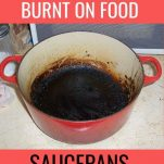 MAKE YOUR BURNT PANS SHINE WITH THIS SIMPLE CLEANING METHOD TO REMOVE BURNT ON FOOD