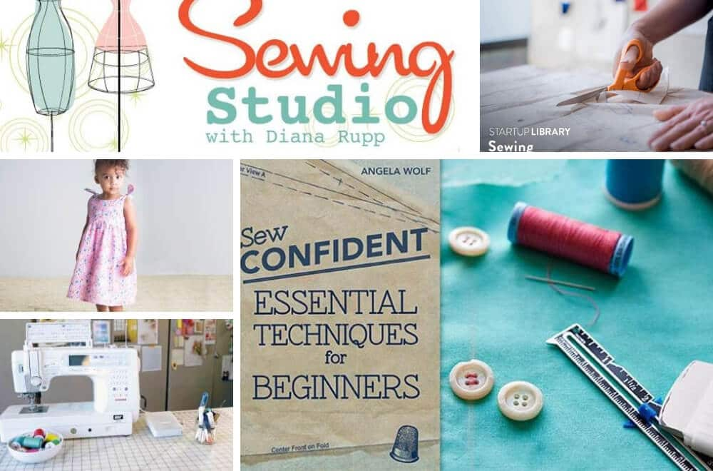 Best learn to sew online tutorials, best learn to sew online classes, sewing lessons, learn how to sew online, online sewing classes for beginners, sewing lessons online