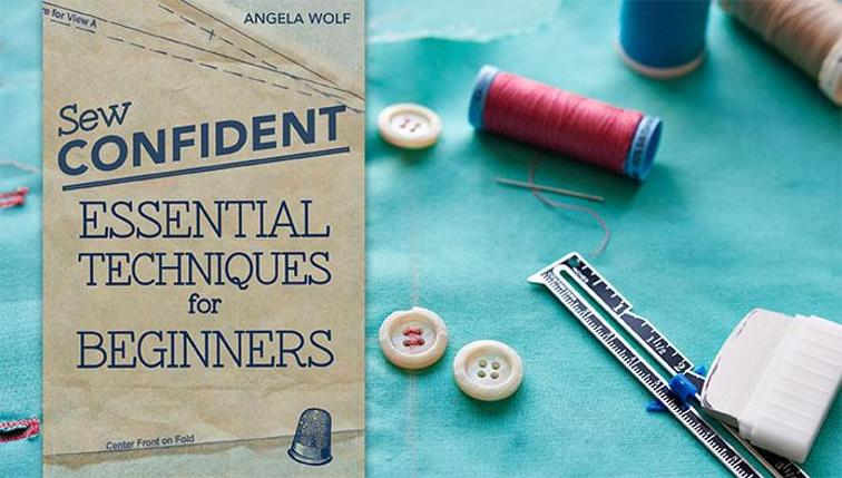 Sew confident online sewing tutorial, Bluprint learn to sew online video tutorials and classes