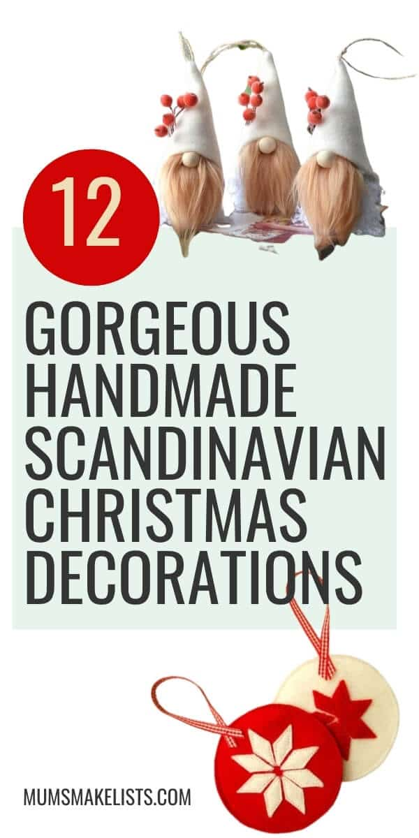 You are going to LOVE this roundup of gorgeous Scandinavian inspired Christmas decor to buy Etsy. Add it to your Christmas planning lists. Christmas decor, Scandi Christmas, Christmas decorations, Christmas decorations to buy, SCANDI DECOR, TABLE, TREE, TABLE SETTING, SCANDINAVIAN STYLE, STOCKINGS, DECOR IDEAS, living room, ornaments, garlands, mantle, pattern, tree ideas, nordic style, scandinavisk jul, wreath, tree ornaments, interior, stocking, sweden