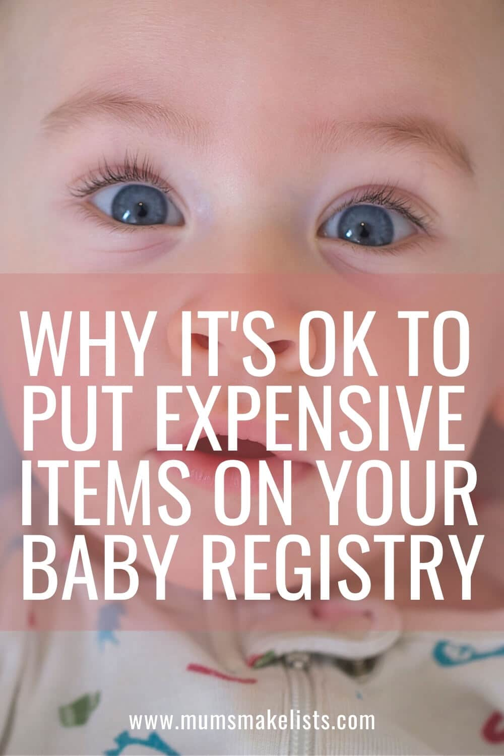 Is it rude to put expensive items on baby registry? Is it ok to put expensive items on baby registry? WHY IT'S OK TO PUT EXPENSIVE ITEMS ON YOUR BABY REGISTRY, what is good baby registry etiquette?