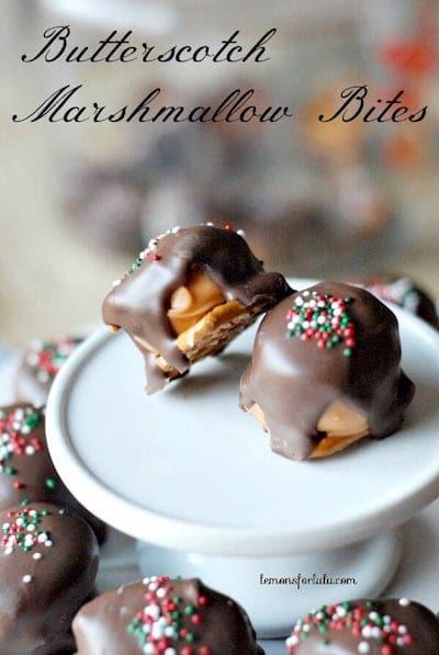 diy christmas chocolates, homemade Christmas chocolate