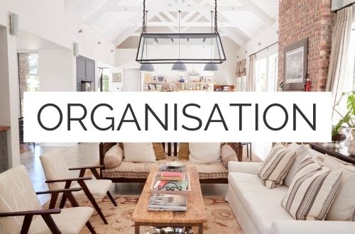 FAMILY HOUSEHOLD ORGANISATION