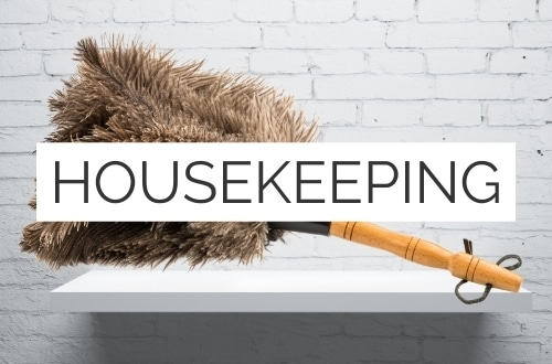 FAMILY HOUSEKEEPING