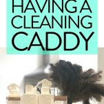 Cleaning caddy, why you will love having a cleaning caddy, the benefits of having a cleaning caddy