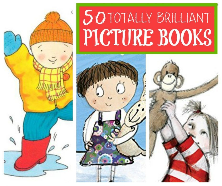 Picture books for under fives ... a list of must read picture books for under fives