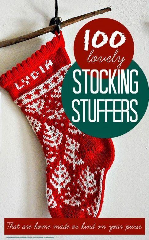 Cheap Stocking Stuffers Mums Make Lists