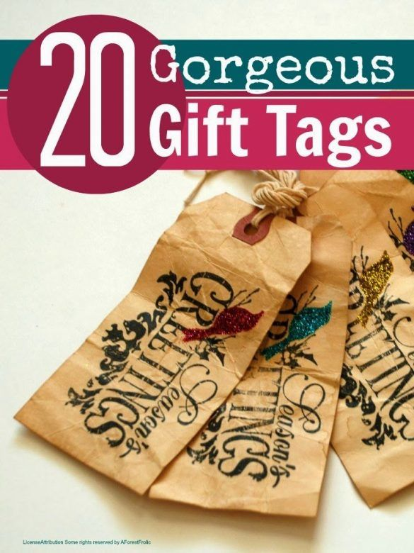 Christmas gift tags mums make lists christmas gift tags loads of lovely christmas gift tags you can make yourself solutioingenieria Gallery