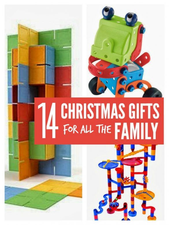 Christmas Gifts for the Whole Family | Mums Make Lists