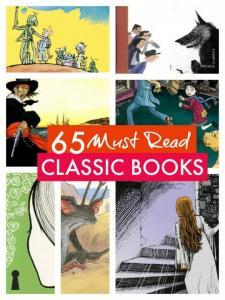 Classic books for kids - 65 must read classic books for kids that have stood the test of time